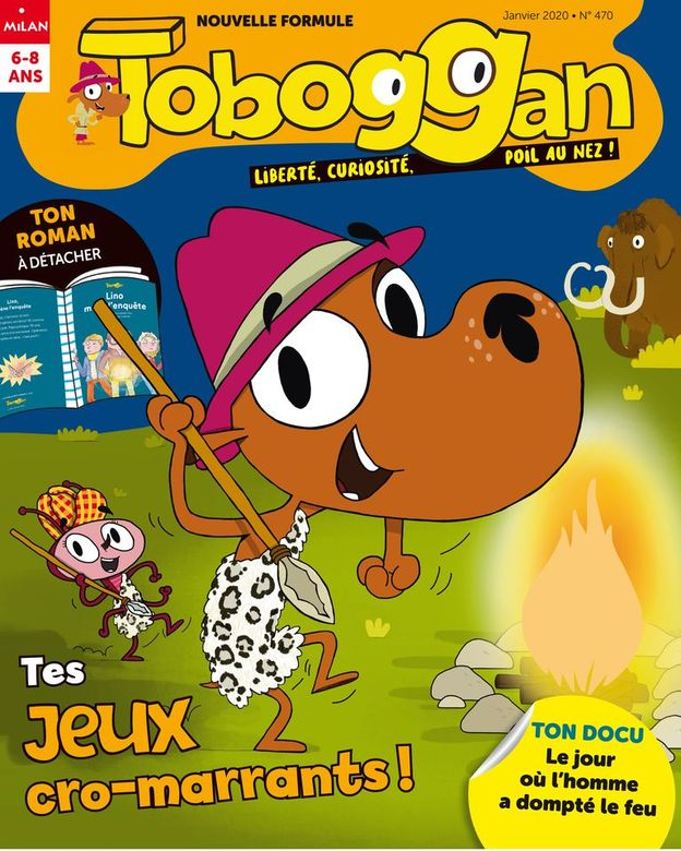 Feuilleter Toboggan