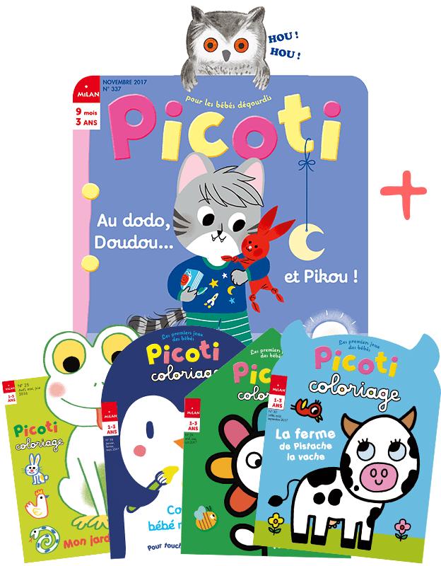 Picoti Joue (anciennement Picoti Coloriage)