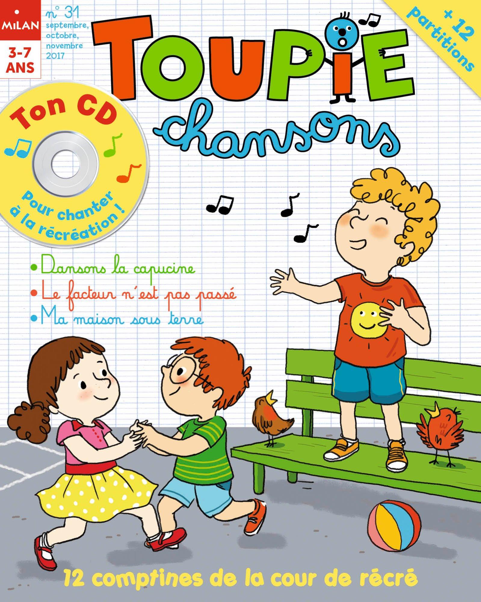 Toupie Chansons