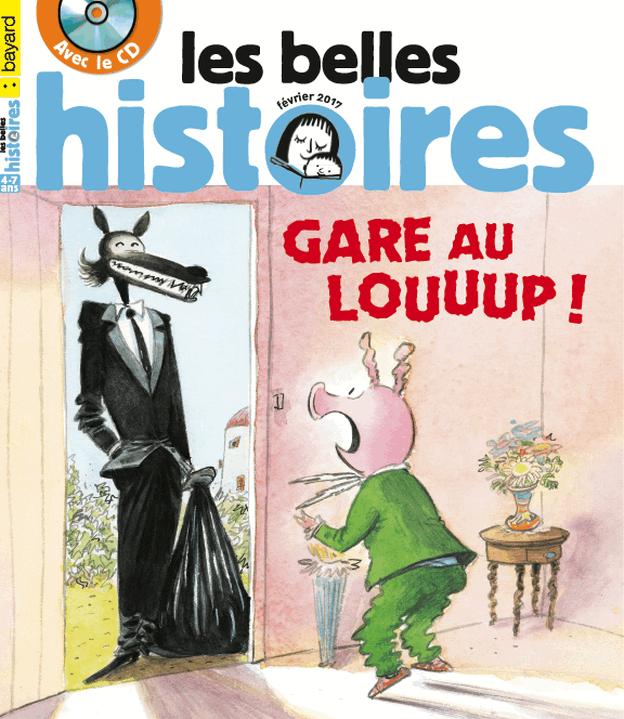 2 mois offerts au magazine Les Belles Histoires