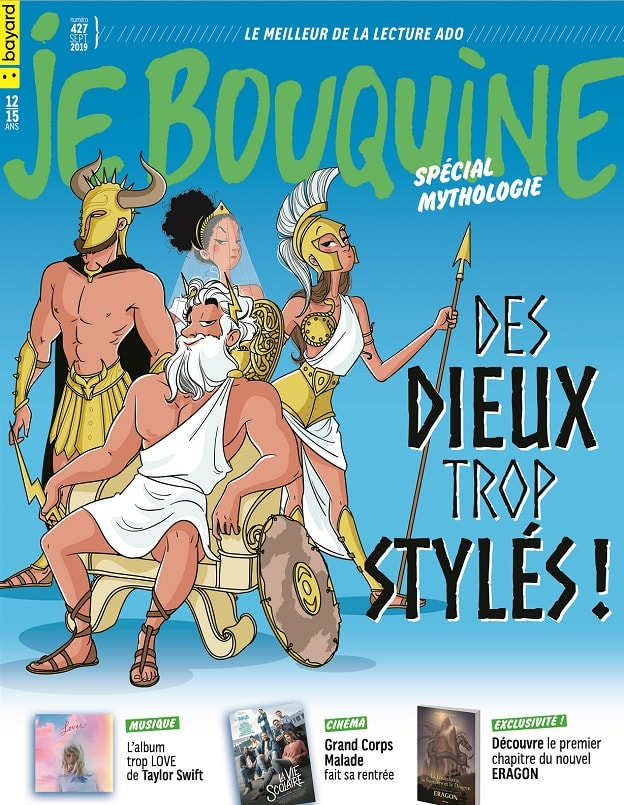 JeBouquine 12-15ans