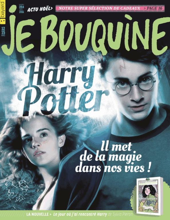 2 mois offerts au magazine Je Bouquine