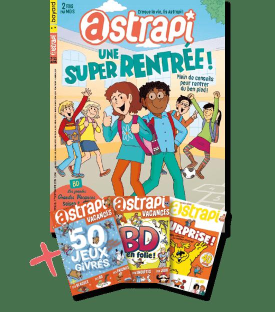 Astrapi + hors-séries
