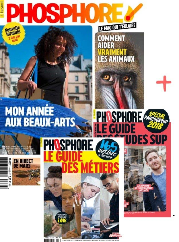 Phosphore Guides