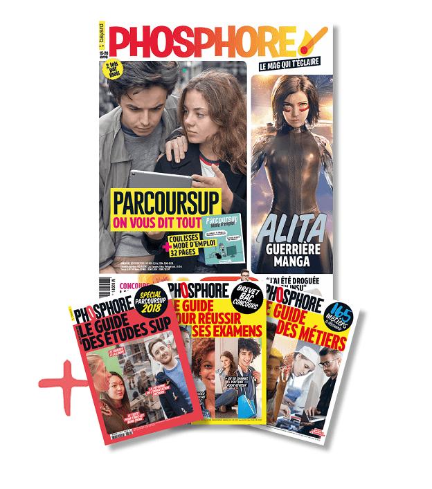 Phosphore +hors-séries