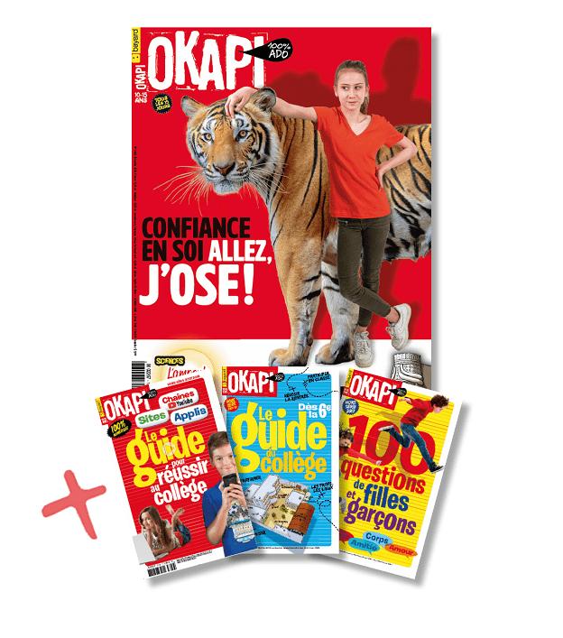 Okapi hors-séries