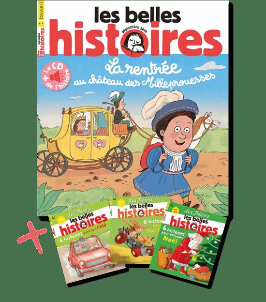 Les Belles Histoires +hors-séries
