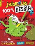 Votre magazine + 1 cadeau « J'aime lire 100% dessin »