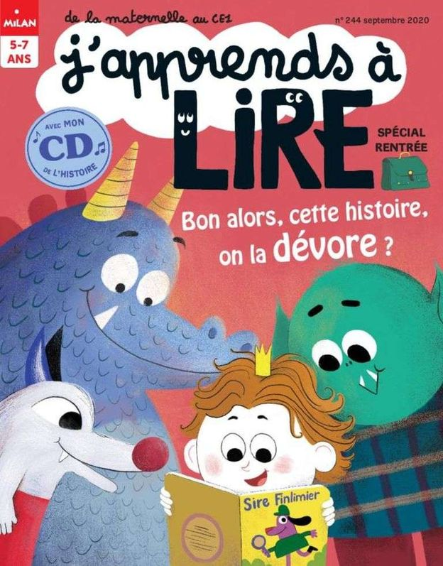 J'apprends à lire