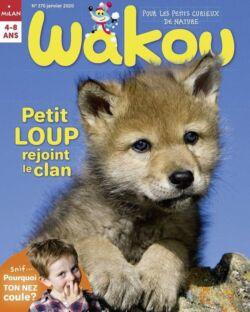 1 numéro du magazine <br>Wakou offert